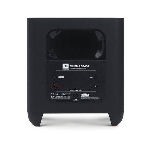 Imagem de Soundbar JBL Cinema SB450 2.1 Bluetooth 440W