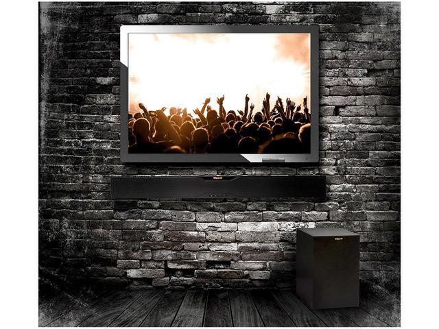 Imagem de Soundbar Klipsch com Subwoofer Wireless 250W