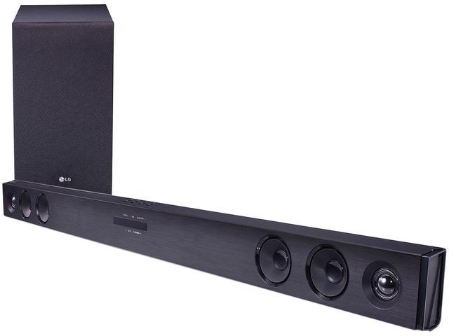 Imagem de Soundbar LG SJ3 2.1 Canais 300W Bluetooth