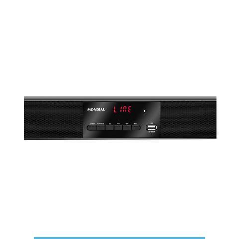 Imagem de Soundbar Mondial Sb-01 USB SD Card Entr Aux 60W Bivolt