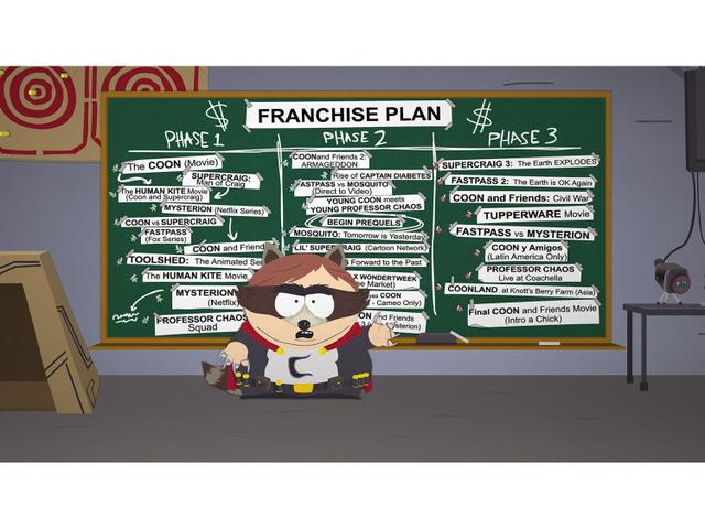 Imagem de South Park: A Fenda Que Abunda Força para PS4
