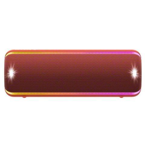 Caixa de Som Sony Vermelho Srs Xb32