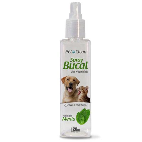 Imagem de Spray Bucal Menta Pet Clean