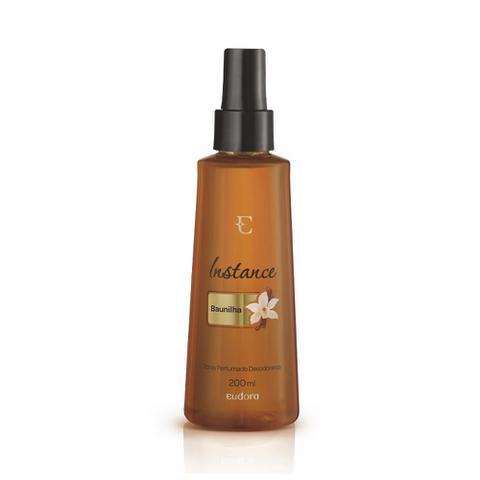 Imagem de Spray Desodorante Perfumado Baunilha Instance Eudora 200ml