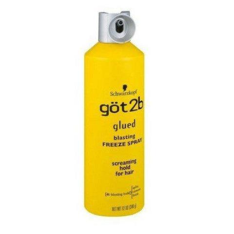 Imagem de Spray fixador Freeze Spray Glue - Göt2b / Schwarzkopf   340g