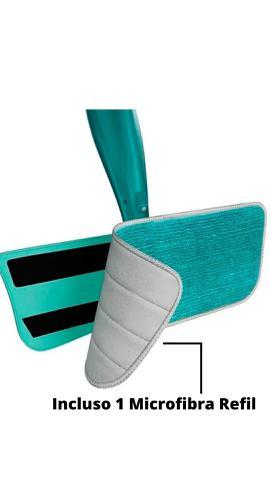 Imagem de Spray Mop Esfregão Com Reservatório De Água E Microfibra