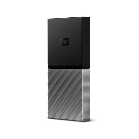 Imagem de SSD 1TB WD My Passport Externo USB 3.1 e TypeC - Modelo WDBKVX0010PSL-WESN