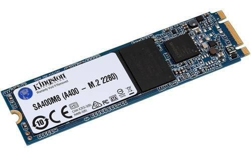 Imagem de SSD 240GB M2 M.2 Sata Kingston A400 Sa400m8/240G