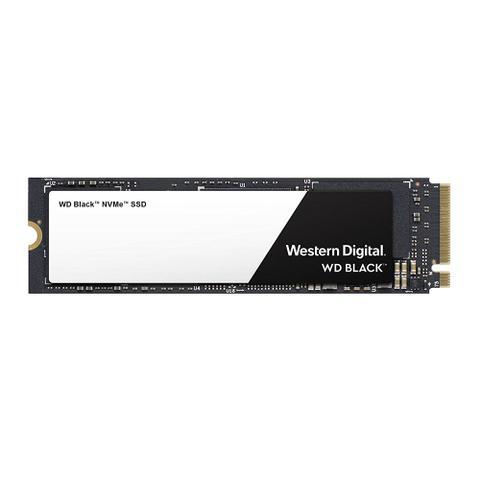 Imagem de SSD 500GB WD Black NVMe M.2 2280 PCIe 3.0 x4 Nova Geração 3D NAND - Modelo WDS500G2X0C