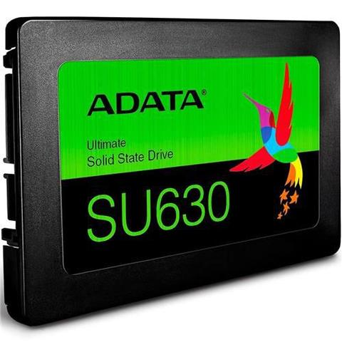 Imagem de SSD Adata SU630, 240GB, SATA, Leitura 520MB/s, Gravação 450MB/s - ASU630SS-240GQ-R