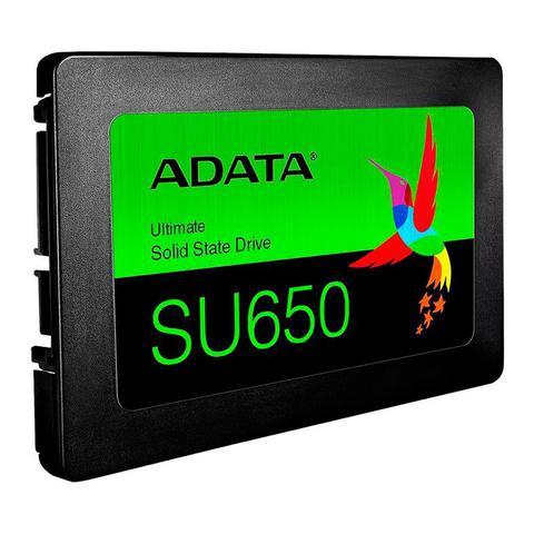 Imagem de SSD ADATA SU650 120GB 2.5