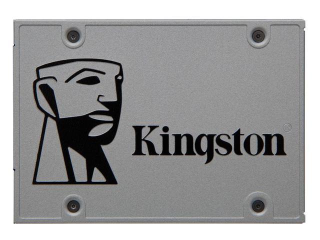 Imagem de Ssd Desktop Notebook Kingston 240Gb Uv500 2.5 Sata III 6Gb/s