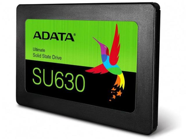 Imagem de Ssd Desktop Notebook Sata Adata SU630 960Gb 2.5 Sata III