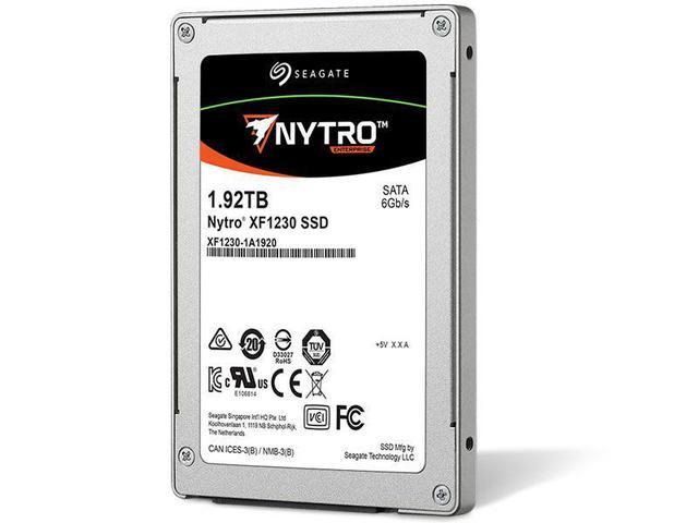 Imagem de SSD Enterprise SATA  Seagate 2BY172-300 XF1230-1A1920 1920GB EMLC SATA 6GB/S