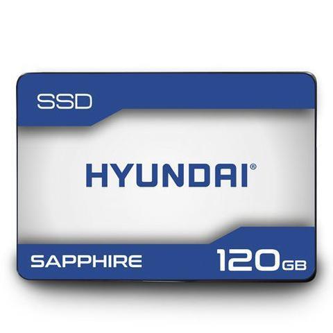 Imagem de SSD Hyundai Sapphire 3D 120GB SATA III SSD 2.5