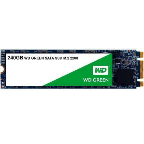Imagem de SSD M.2 WD Green 240GB WDS240G2G0B