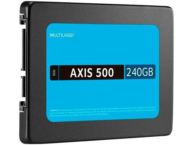 Imagem de SSD para Notebook 240GB Multilaser SATA