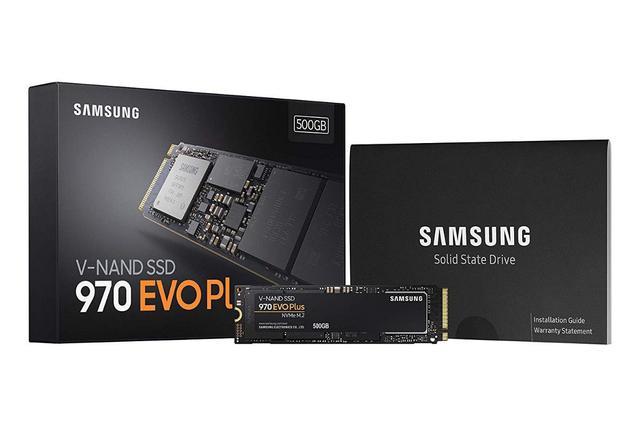 Imagem de Ssd Samsung V-nand 970 Evo Plus Nvme M.2 500gb