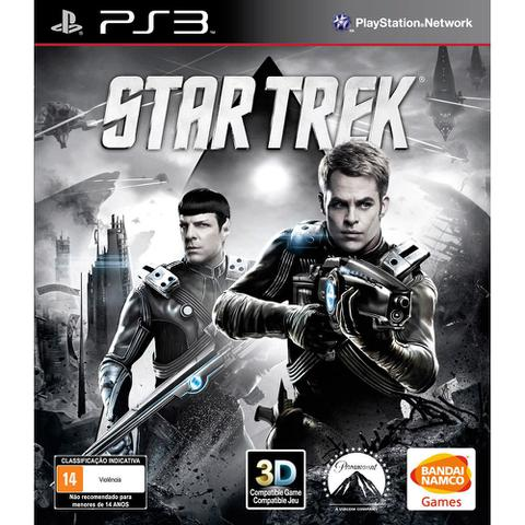 Jogo Star Trek - Playstation 3 - Bandai Namco Games
