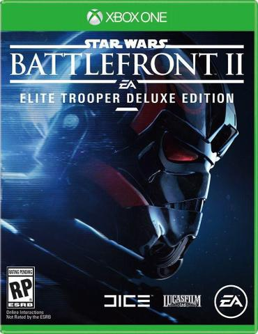 Jogo Star Wars Battlefront Ii Deluxe - Xbox One - Ea Games