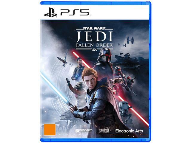Jogo Star Wars Jedi Fallen Order - Playstation 5 - Ea Games