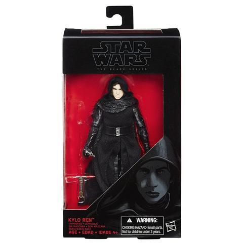 1b2b3562a Star Wars Kylo Ren Black Series B3834 B6331 - Hasbro - Brinquedos ...