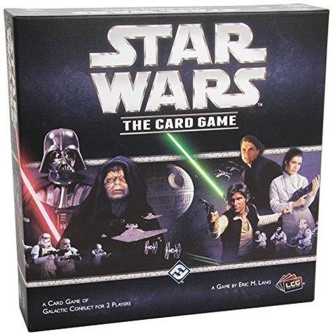 Imagem de Star Wars - the Card Game
