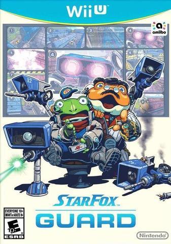 Imagem de StarFox Guard - Wii U
