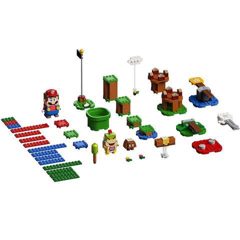 Imagem de Starter Course Super Mario 231 Peças 71360 Lego