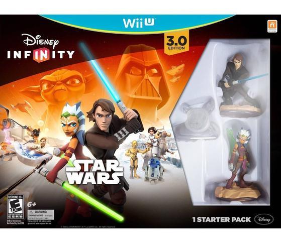 Jogo Disney Infinity Starter Pack - Wii - Nintendo