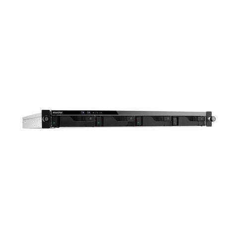 Imagem de Storage Nas Asustor As6204rd 4 Baias Sem Hdd Cpu Intel Celeron J3160 1,6 Ghz 4 Gb Ram Fonte Redundante