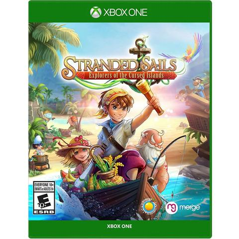 Jogo Stranded Sails: Explores Of The Cursed - Xbox One - Merge Games