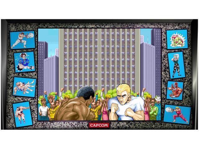 Imagem de Street Fighter 30th Anniversary Collection
