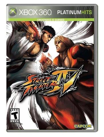 Imagem de Street Fighter Iv Xbox 360