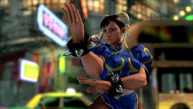 Imagem de Street Fighter V Playstation Hits - Ps4