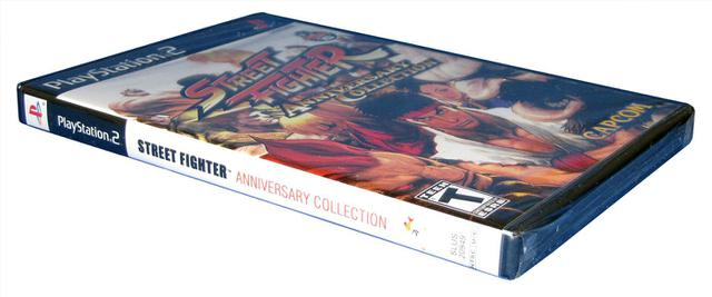 Imagem de Street figther anniversary collection - ps2