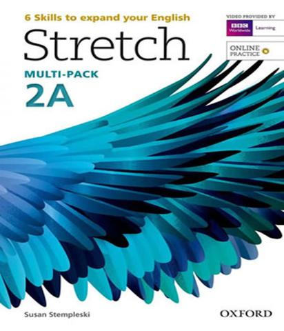 Imagem de Stretch 2a - Student Book / Workbook