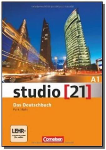 Imagem de Studio 21 a1 kurs und ub mit dvd rom dvd e-book mi
