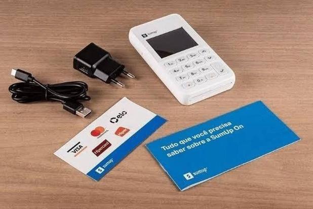Imagem de Sumup On Com Chip Vivo - venda por aproximação