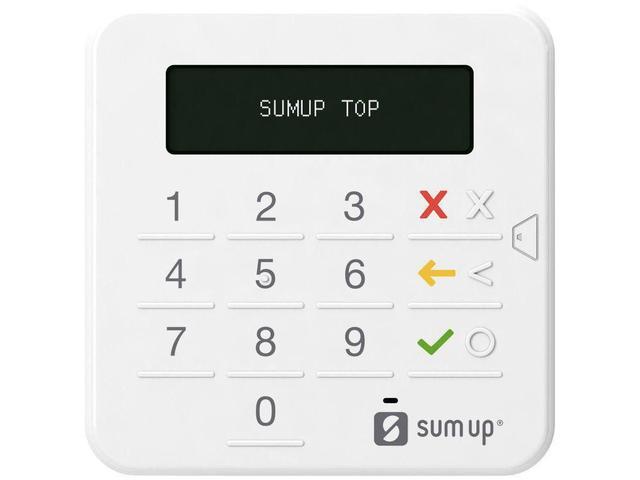Imagem de Sumup Top - A Máquina de cartão número 1 - Sem Aluguel