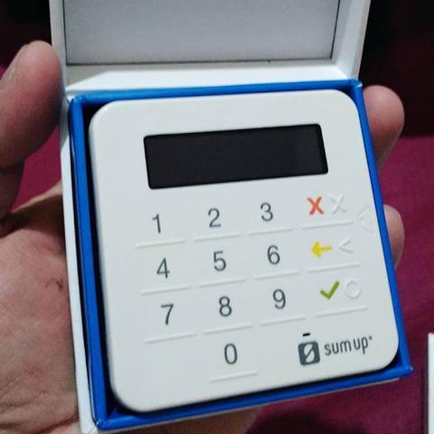 Imagem de Sumup Top - A Máquina de cartão número 1