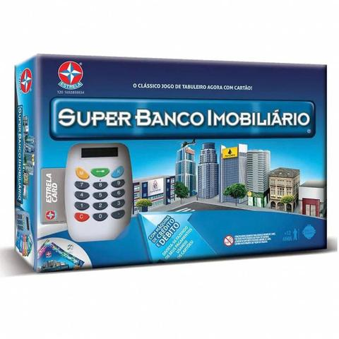 Imagem de Super Banco Imobiliário - Estrela