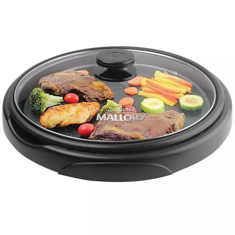 Imagem de Super Grill Panela Elétrica Mallory Solaris Com 40cm 1200w