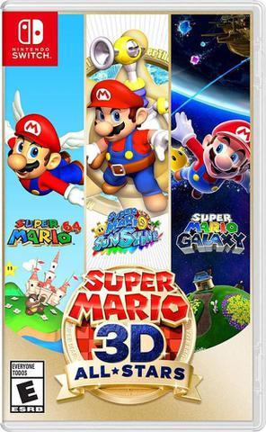 Imagem de Super Mario 3D All Star Compatível SWITCH