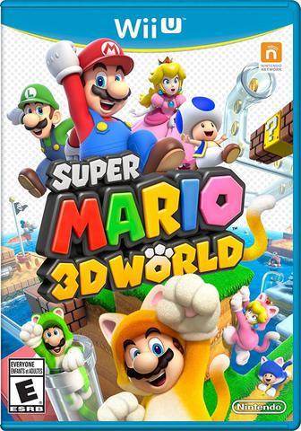 Imagem de Super Mario 3D World - Wii U