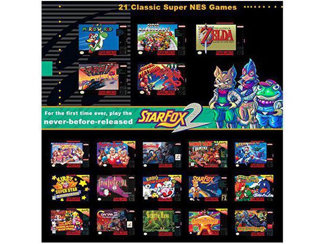 Imagem de Super Nintendo Classic Edition Compacto
