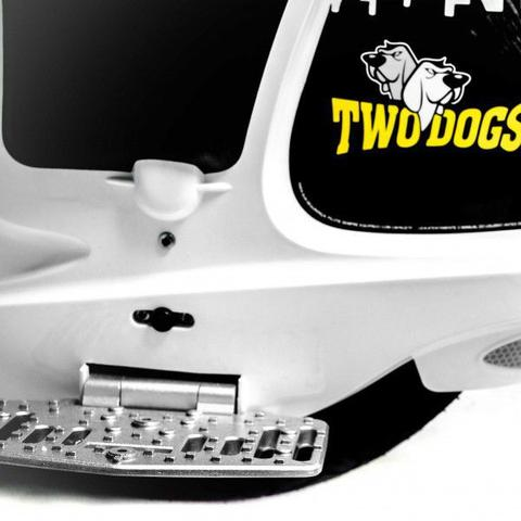 Imagem de Super Wheel Self Balance Branco Two Dogs