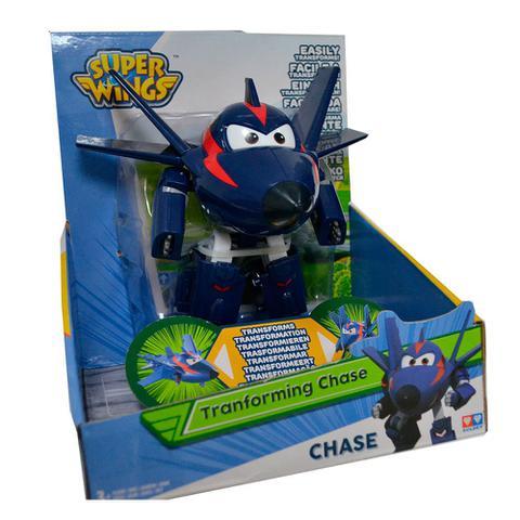 Imagem de Super Wings Change'Em Up Agent Chase - Fun Divirta-se