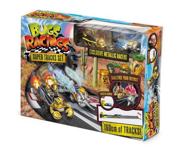 Imagem de Superkit Bugs Racing Pista  - DTC 5062