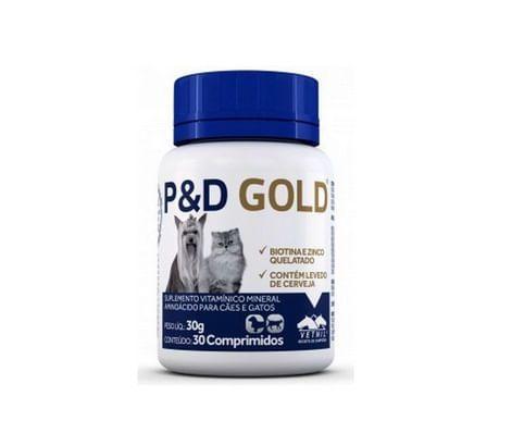 Imagem de Suplemento Pelo & Derme Gold